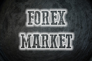 Forex Market Concept