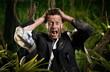 Lost in business jungle - 68874443