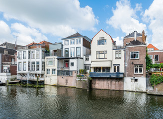 Dutch canal houses