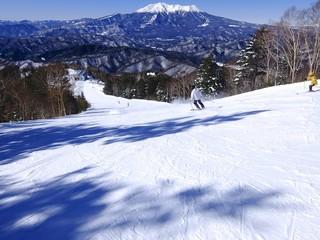 スキー場(ゲレンデ)