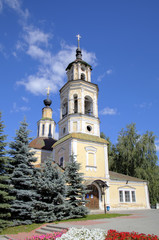 Nicolo-Kremlin (Nicolo-Kremlevskaya) church. Vladimir