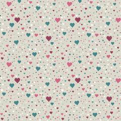 Muster / Herzen