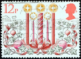 Christmas Candles (United Kingdom 1980)