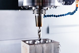 Fototapety CNC Fräsmaschine