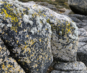 Granite rock formation 1