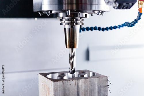 CNC Fräsmaschine - 68881422