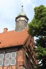 Krempe: Historisches Rathaus (1570, Schleswig-Holstein)