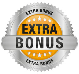 Extra Bonus - orange