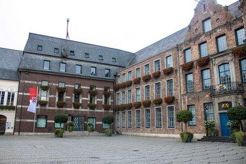 Townhall in Dusseldorf, Germany.