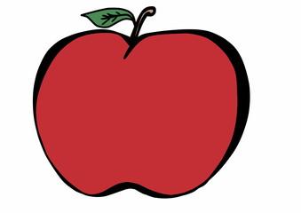 doodle apple