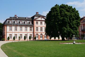 Palace park Wiesbaden