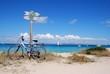 Leinwanddruck Bild - Formentera