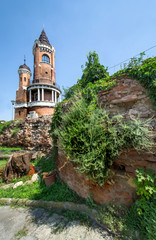 Tower of Sibinjanin Janko Gardos Zemun Belgrade Serbia