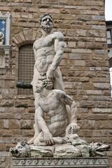 Atatua Ercole e Caco, Firenze
