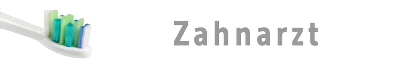 zaps10 - ZahnArztPraxisSchild 10 - Zahnarzt - 6 zu 1 - g1110