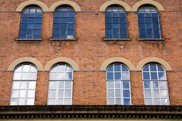 warehouse windows.