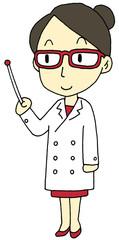 科学者 女性