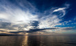 canvas print picture - Java Sea