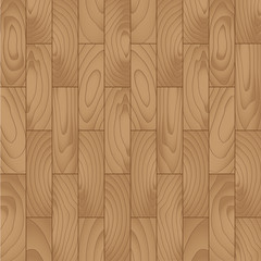 Vector wood plank for background