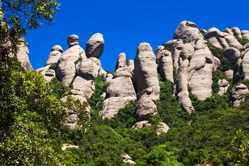 mountain Montserrat