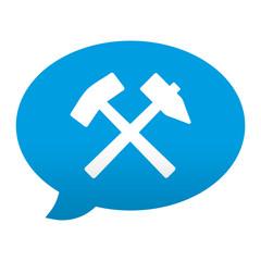 Etiqueta app comentario simbolo mineria