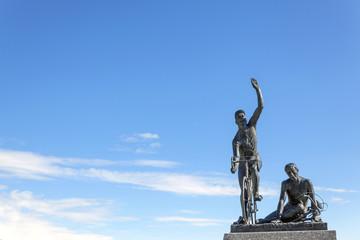 Monumento ai ciclisti