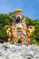 Jade Emperor statue