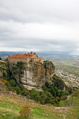 Agios Stephanos Monastery at Meteora Monasteries, Trikala region