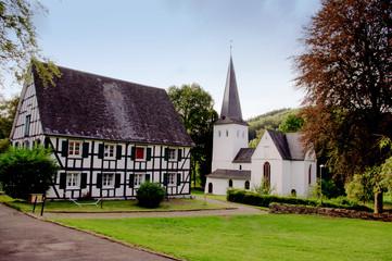 Kirche in Bergneustadt-Wiedenest