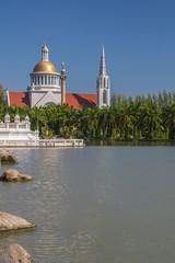 Lakeside  Church.