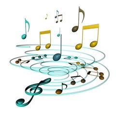 Muziek tornado