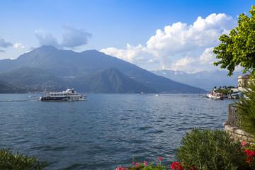Veduta panoramica del Lago di Como