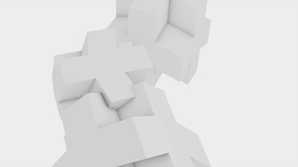 3D ANIMATED FIGURE PAPER 05