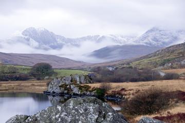 Capel Curig, Snowdonia, Wales