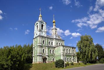 Martyr Nikita Orthodox Church. Vladimir, Golden ring of Russia.