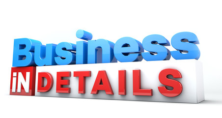 3D words business in Details