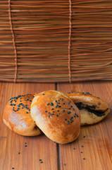 homemade turkish pastry pogaca
