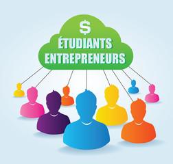 étudiant - entrepreneur