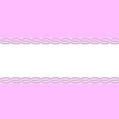Pink seamless background