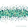 Fototapeta - Abstrakcyjna tła pixel