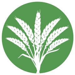 Weizen - Label