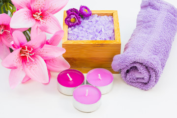 Elements for Spa and Aromatherpay