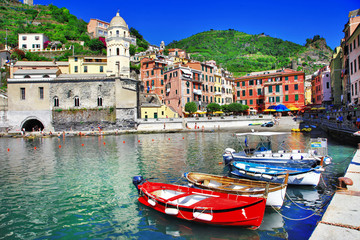colors of Italy series - Vernazza, Cinque terre