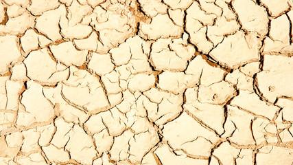 Tierra cuarteada para fondos y texturas