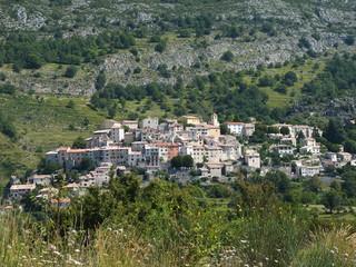 Commune de Coursegoules - Village