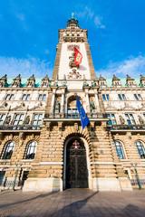 Townhall of Hamburg