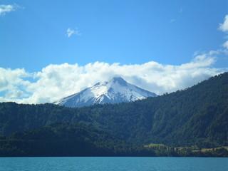 Volcano beyond