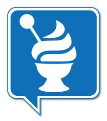 Logo glace.