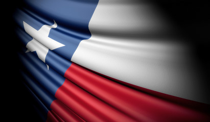 Flag of Texas (USA)