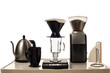 canvas print picture - Coffee Brewing Station